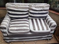 Free sofa to anyone who can collect!