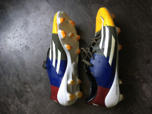 ADIDAS F50 ADIZERO MESSI SHOES!