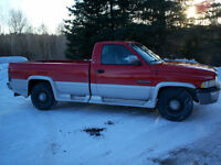 1996 Dodge Power Ram 2500 Cummins Diesel Pickup Truck