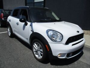 2014 MINI Cooper S Countryman Cooper S, AWD, CUIR, TOIT, MAGS