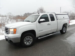 2012 GMC Sierra 1500 Extended Cab 4x4 Pickup Truck