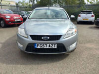 Ford Mondeo 2.0TDCi Zetec ESTATE**RARE LOW MILEAGE 49K**FSH**NEW MOT**