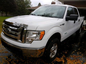 2012 Ford F150 ecoboost 4x4