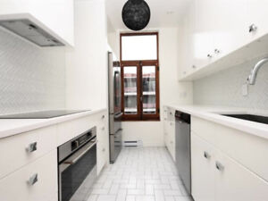 4 BDRMS, 2 BTHS, RENOVATED, FURNISHED, FOR 4 OR 5 PEOPLE