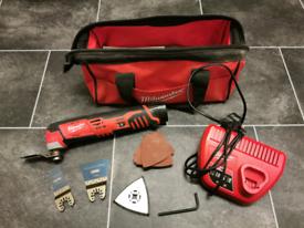Milwaukee C12MT Cordless Multi-Tool