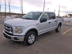 BRAND NEW 2016 Ford F-150 SuperCrew XLT 4X4 LOW PRICE
