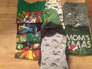 5T Boy Clothing Lot