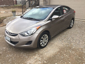 2013 Hyundai Elantra GL Sedan Kitchener / Waterloo Kitchener Area image 2