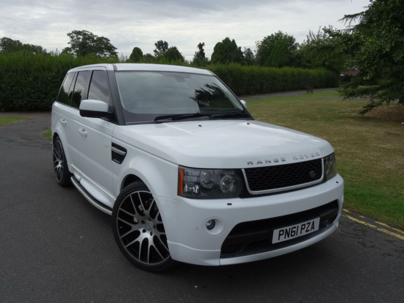 land rover range rover sport 3 0 se sdv6 2011 61 in ilford london gumtree. Black Bedroom Furniture Sets. Home Design Ideas