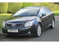 Toyota Avensis 2.2D-CAT 150 Auto 2009 TR (Automatic/One Owner)