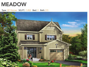 BRAND NEW DETACHED HOME- $459k Lowest Price Anywhere