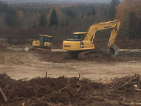 ***EXCAVATING SERVICES, SEPTIC SYSTEMS, LOT CLEARING***