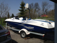 Yamaha LX 210 Jet Boat / 270hp. 21 ft long