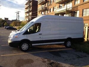 Ford Transit 350 with contract lease takeover
