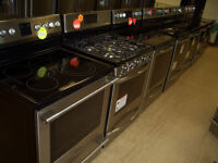 GAS, FLAT TOP, AND COIL RANGES IN ALL FINISHES! NEW AND USED! Bedford Halifax Preview