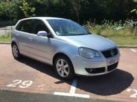 2008 Volkswagen Polo 1.2 Match 60 5dr HATCHBACK Petrol Manual