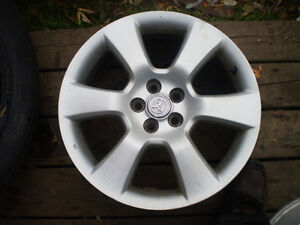 "16""  Toyota   alloy rims for sale (5 x100)"