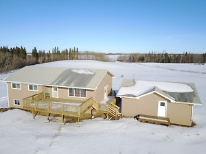 BEAUTIFUL 3000SQ BUNGALOW WITH 23 ACRES