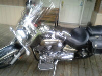 2005 Yamaha V Star Silverado 1100 , Very low mileage bike