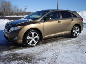 2012 TOYOTA VENZA***AWD***HEATED LEATHER***3.5 V6***