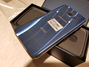 TRADE - S7 Edge - Coral Blue - Rogers - Warranty - Nougat