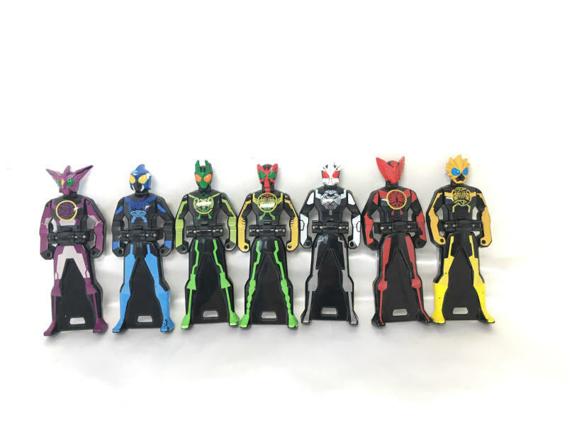 BANDAI Power Rangers Kaizoku Sentai Gokaiger Ranger Key Gokai Buckle USED Japan
