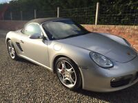 PORSCHE BOXSTER S TIPTRONIC 2005 SILVER IN EXCELLENT CONDITION