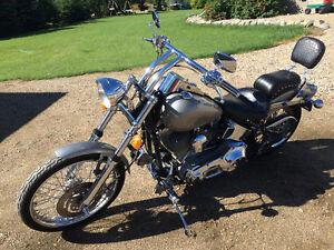Harley Davidson  Softail for sale. Regina Regina Area image 2