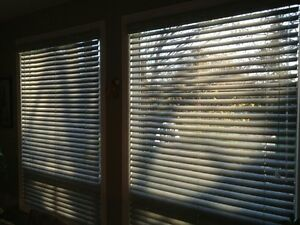 Blinds with valances