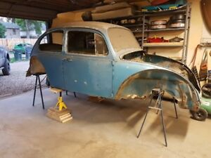 Classic VW Type 1 Beetle Parts For Sale