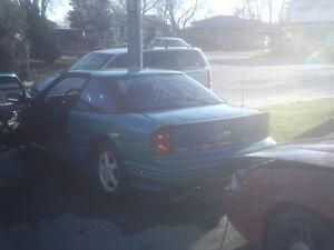 1994 Oldsmobile Cutlass supreme sport Coupe (2 door)