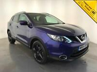 2014 64 NISSAN QASHQAI TEKNA DCI DIESEL 1 OWNER FINANCE PART EXCHANGE WELCOME