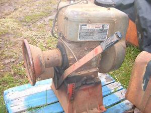 wisconson baler engine