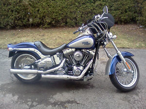 Harley-Davidson Softail  FSXTC 2007