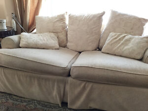 SET OF 3 COUCHES