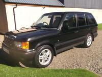 Land Rover Range Rover 4.0 V8 auto 2001 HSE. Storry 4x4
