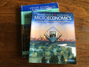 Microeconomics: Canada in the Global Environment 6th Ed