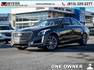 2018 Cadillac CTS Luxury Collection AWD  - One owner