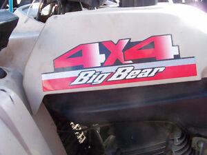 Big Bear 4x4 ATV London Ontario image 4