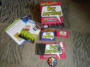 Classic! Say Anthing Board Game