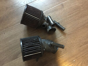 Apexi intakes for Mazda RX7 FD