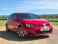 2014 Volkswagen Golf 2.0 TSI GTI 5dr HATCHBACK Petrol Manual