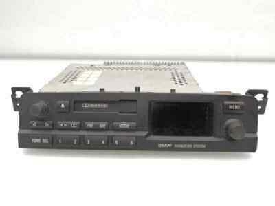 6512697689801 SISTEMA AUDIO / RADIO CD BMW SERIE 3 BERLINA (E46) 229520 segunda mano  Lugo