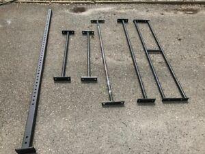 RIGS de crossfit (ou rack a squats)