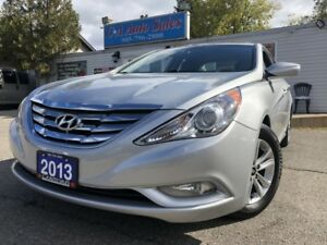 2013 Hyundai Sonata 4dr Sdn 2.4L Auto sunroof heat seats acciden