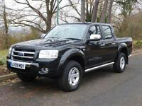 Ford Ranger 2.5TDCi 4x4 XLT THUNDER DOUBLE CAB, 1 OWNER, 53,000 MIES ONLY