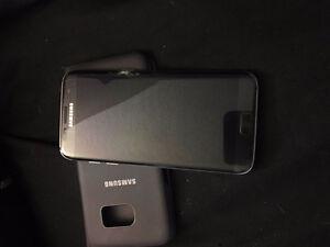 Cracked Screen Samsung Galaxy S7 Edge OBO