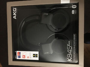 AKG K845 BT Closed Back Over Ear Bluetooth Headset