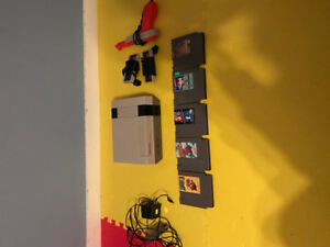 NES With Games
