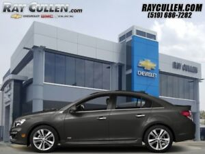 2016 Chevrolet Cruze Limited 0